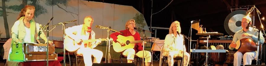 Mantra zingen met bhakti music